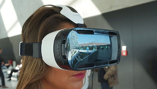 S6 on Gear VR