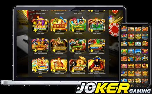 เกมสล็อต Joker Slot เกมสล็อตออนไลน์ 24 ชั่วโมง