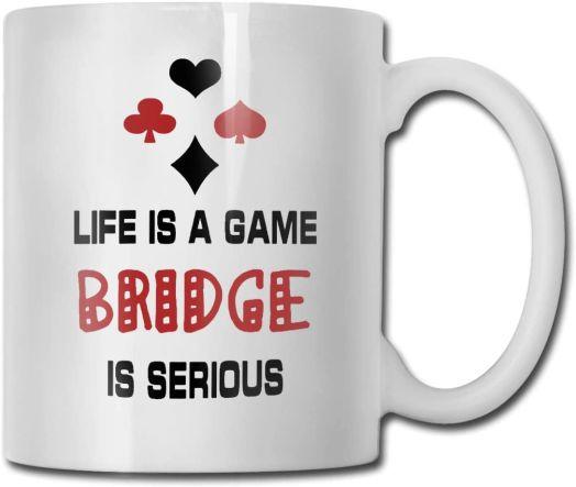Coffee Mug Bridge is Serious