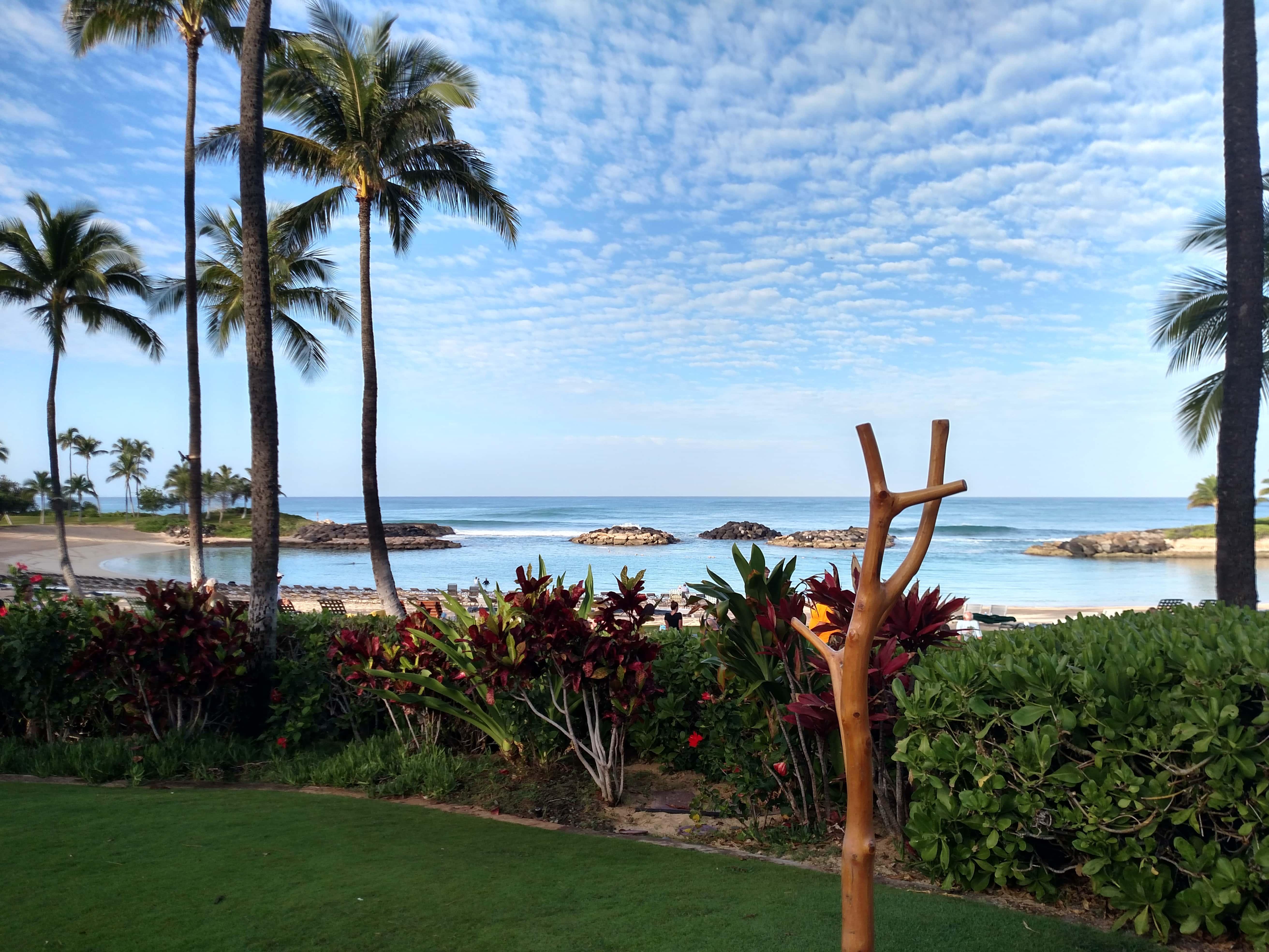 Marriott's Ko Olina Beach Club; Universe; NASA; Constellations; Tours