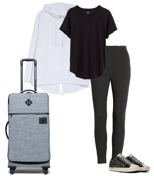 sporty travel clothes for women | 40plusstyle.com