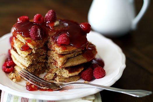 5 grain pancakes