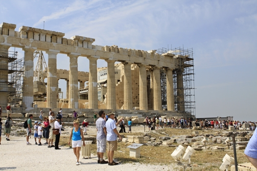 parthenon photo