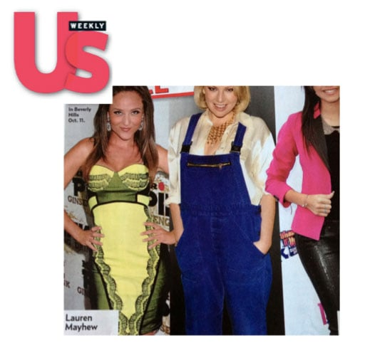 US MAGAZINE mention