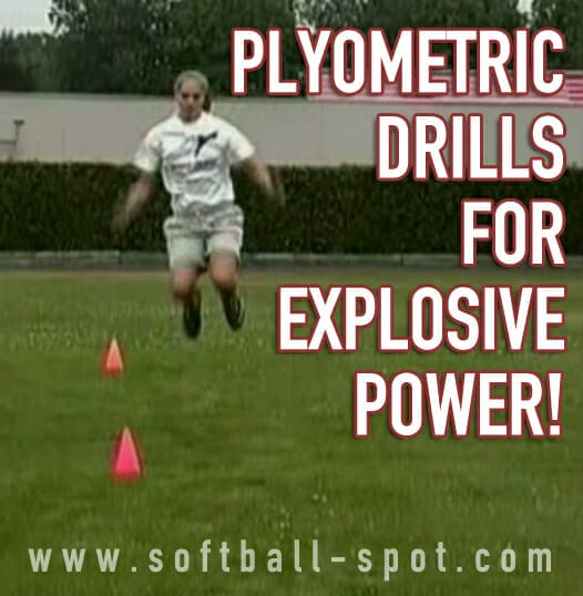 softball plyometric drills