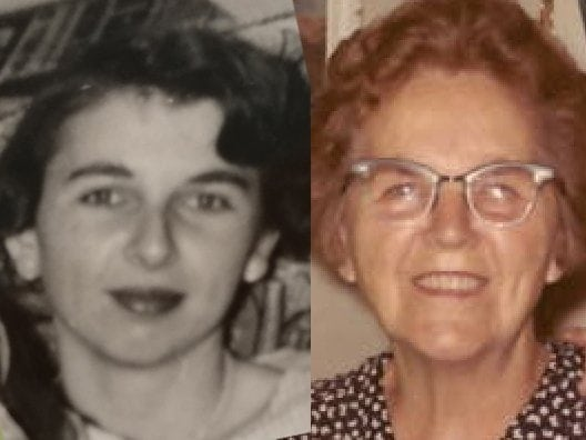 Finding the biological grandmother with DNA