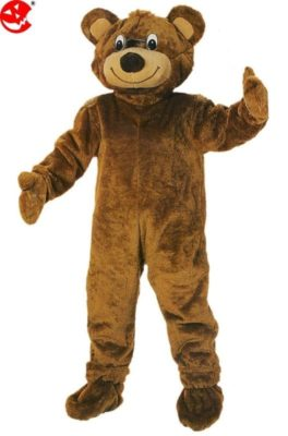 Offerta costume da orso (adulto)