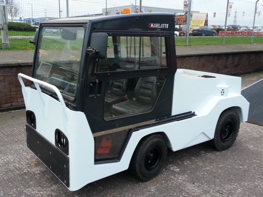 Charlattte T225 Baggage Tractor