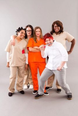 Ottimo costume orange is the new black