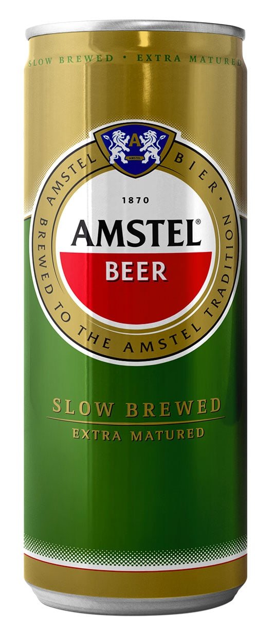 Canette Amstel 24 cl Tunisie Zeyna