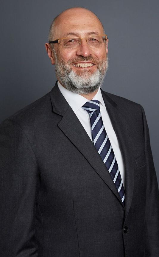 Professor Mark McGuire