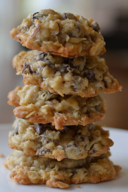 Delicious Almond Joy Cookies