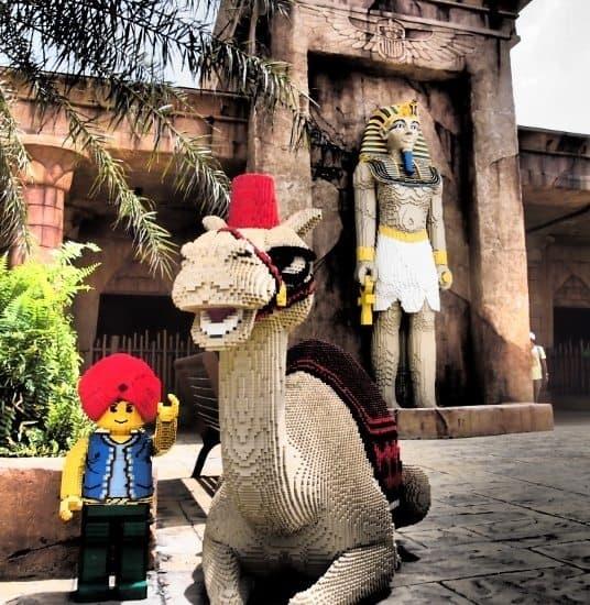 Lego Camel Legoland Malaysa review family travel blog