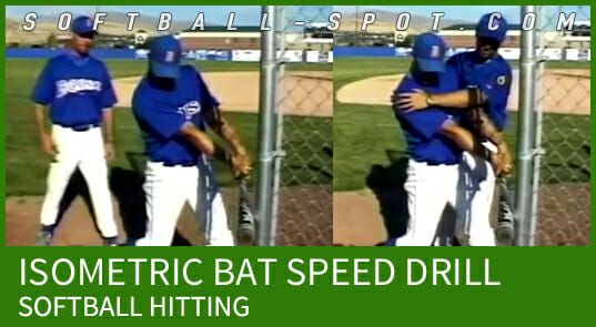 ISOMETRIC BAT SPEED DRILL
