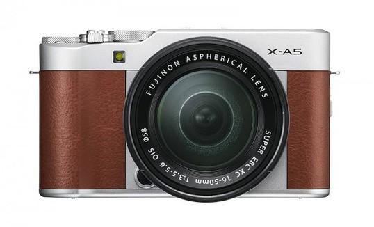 Giới thiệu máy ảnh Fujifilm X-A5 bộ cảm biến 24,2 Megapixel, không gương lật - 3