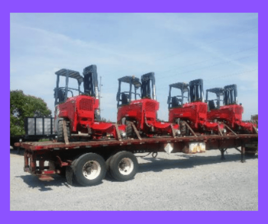 piggyback forklifts