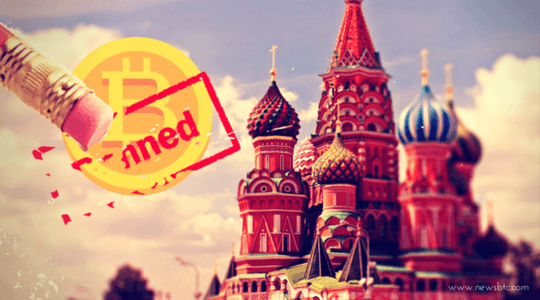 Russia Lifts Bitcoin Ban