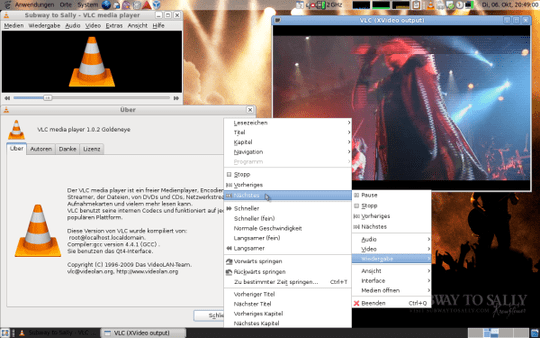 VLC_Gnome.player - mejor reproductor de videos