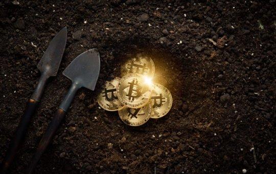 bitcoin mining miner crypto btc