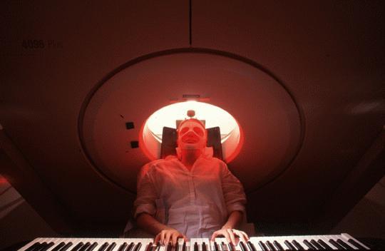 Piano Player Brain Scan