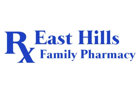 East Hills Family Pharmacy logo