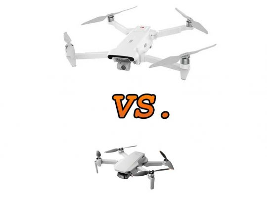FIMI X8 SE Vs DJI Mini 2