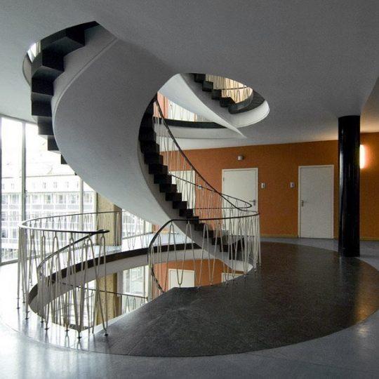 Johann Hinrichs Ruf Treppe