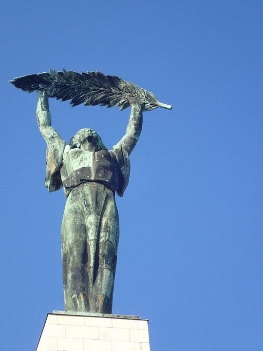 Budapeşte - Özgürlük Anıtı