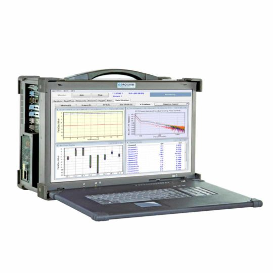 Portable High-Speed Data Acquisition & Record System DDR200-P