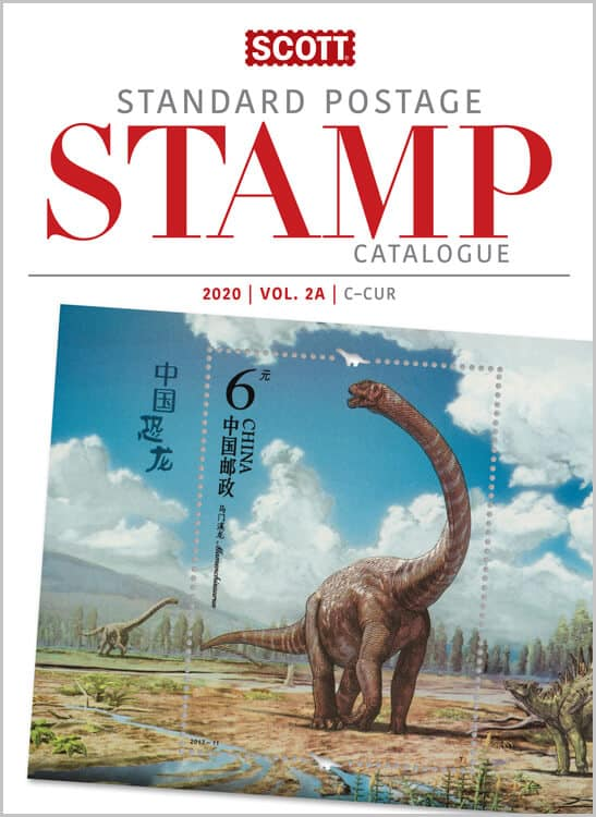 2020 Scott Standard Postage Stamp Catalogue – Volume 2 (C-F)