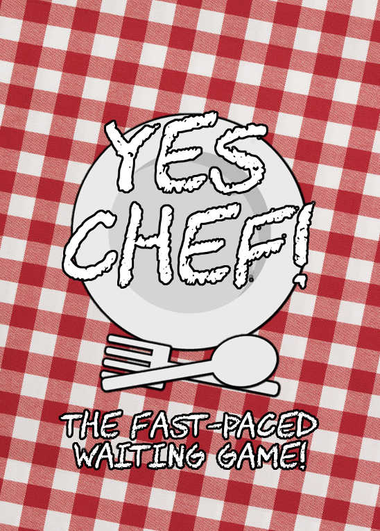 Yes Chef! title card