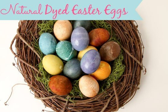 JustShortOfCrazy~Natural Dyed Easter Eggs https://whynotmom.com.justshortofcrazy.com/natural-dyed-easter-eggs/