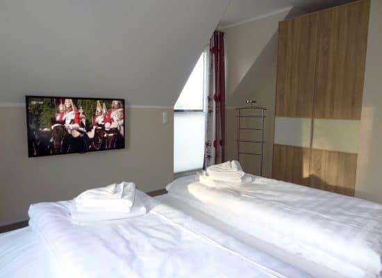 Ferienhaus Göhren-Lebbin Schlafzimmer