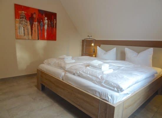 Göhren-Lebbin Schlafzimmer