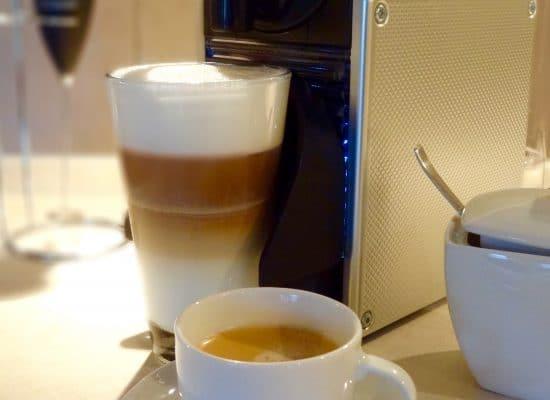 Ferienhaus Fleesensee Nespresso