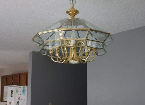 Off Center Lighting Solutions Our Dining Room Inspiration
