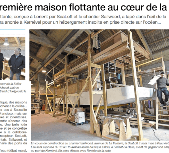 SELLOR Ouest France 2018-02-06