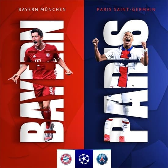 BAY vs PSG, UCL live streaming: When and where to watch ...   Bayern-psg