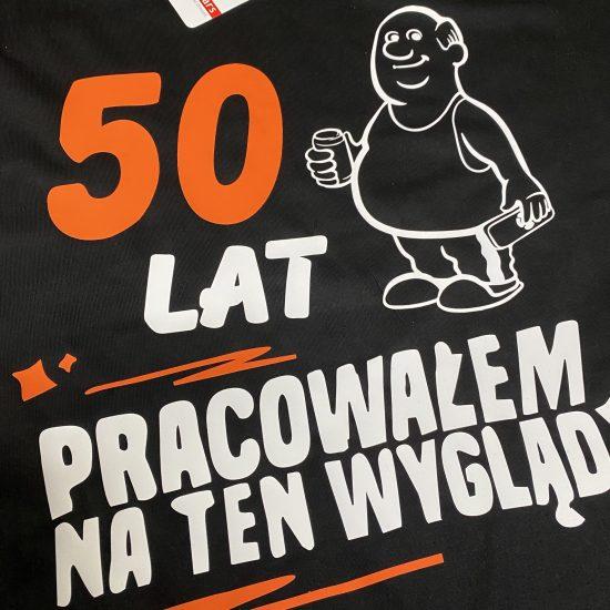 tshirty z nadrukiem na 50