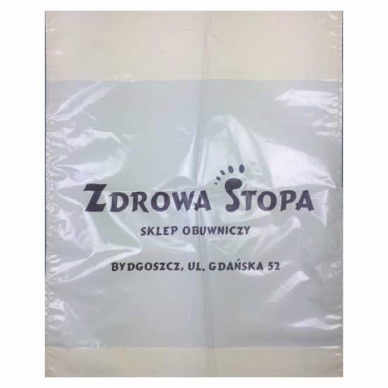 reklamowki torby z nadrukiem zdrowa stopa