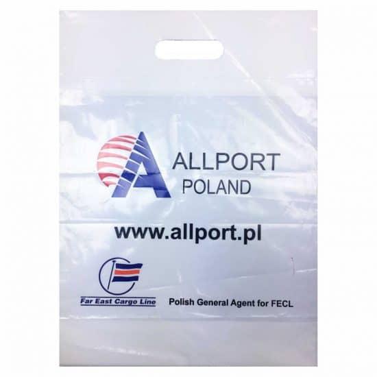 torby foliowe z nadrukiem allport