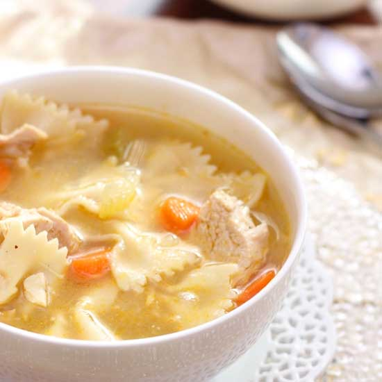The Best Soup Recipes For One | Chicken Soup Recipe | One Dish Kitchen