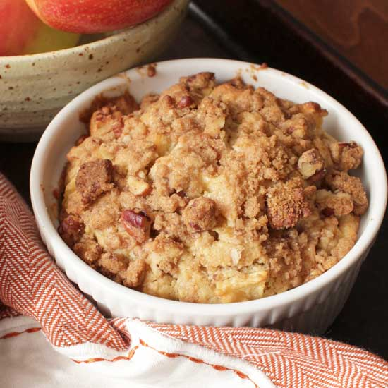 Promo image for Apple Muffin For One recipe