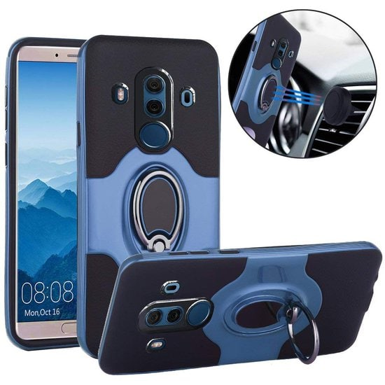 Huawei Mate 10 Pro Slim Drop Protection Case with Ring Grip
