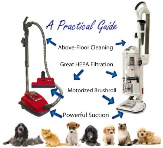 Ilration Of The Features That Make A Vacuum Cleaner Best For Cleaning Pet Hair