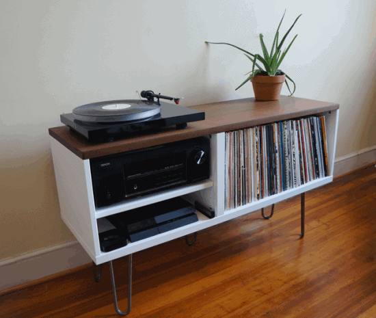 Record console hack