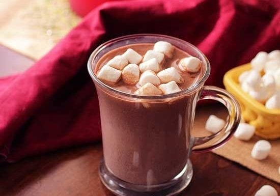 Hot Chocolate For One | One Dish Kitchen