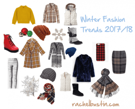 Winter Fashion Trends 2017-18