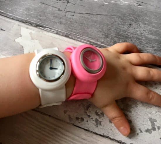 The Slappie watches