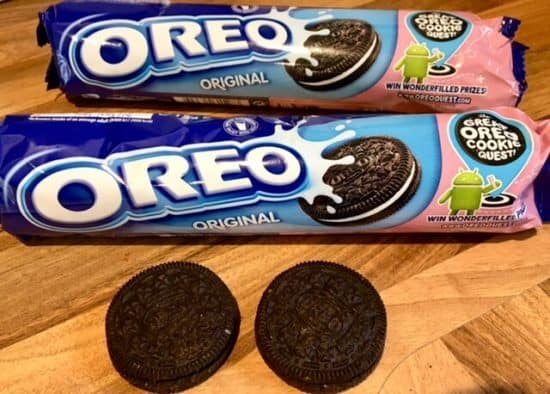 Joyful family moments with the Oreo cookie quest challenge